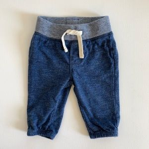 Baby GAP joggers size 3-6mos